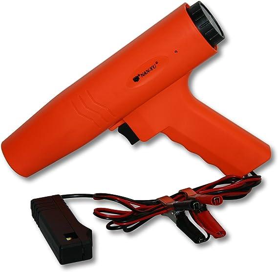 Zündlichtpistole Blitzpistole Stroboskoplampe 12v Zündzeitpunkt Zündung Auto