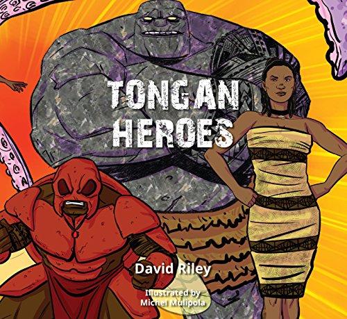 Tongan Heroes (Pasifika Heroes Book 3)