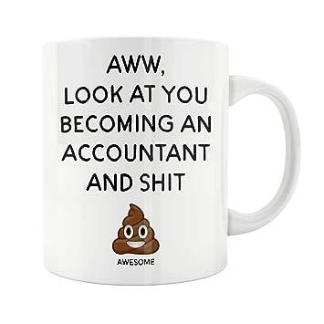 Amazon.com: Taza de contadores de regalo para contadores de ...