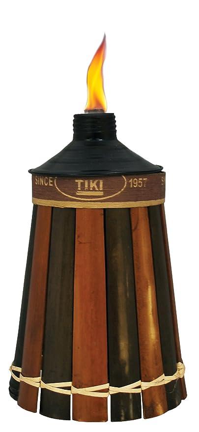 TIKI Brand 8 Inch Royal Polynesian Table Torch   1112089