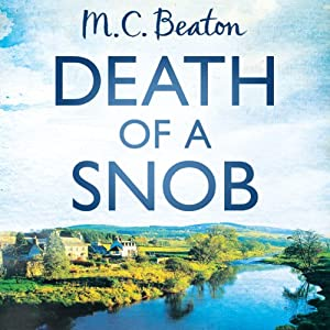 Death of a Snob Audiobook