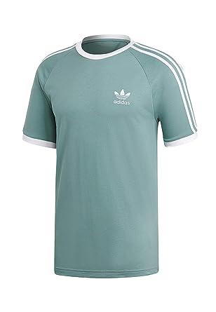 1481a1e23930 adidas Originals DV1566 3-Stripes T-Shirt (XX-Large): Amazon.co.uk ...