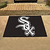 "Team Fan Gear Fanmats Chicago White Sox All-Star Rugs 34""x45"" MLB-6364"