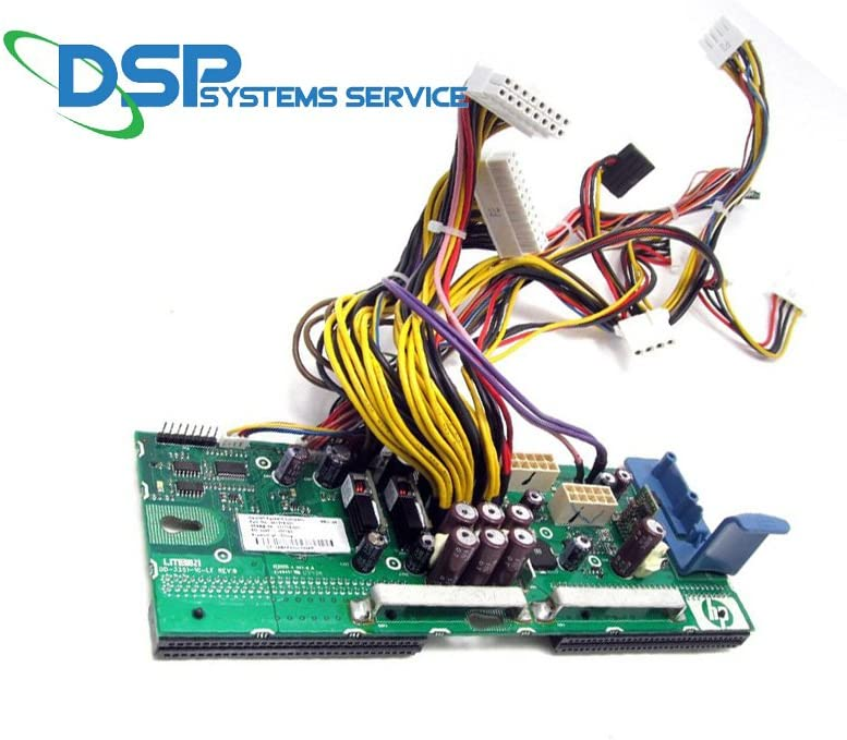 Genuine HP ProLiant ML350 G6 Power Supply Backplane Board 461318-001 511776-001