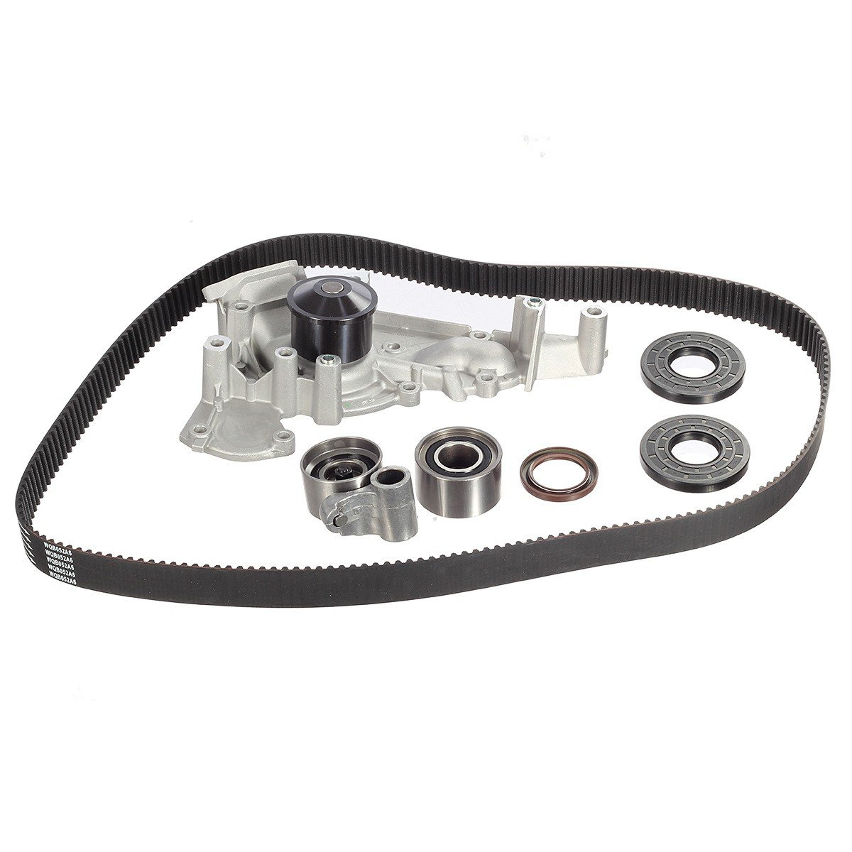 Tkt 021 Tkt021 Engine Timing Belt Kit With Water Pump Saturn Fit For Lexus Toyota Automotive