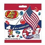 jelly belly patriotic - Jelly Belly Patriotic All American Mix Jelly Beans - 3.5 oz Bag