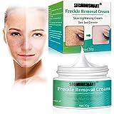 Crema Blanqueadora, Crema Antimanchas Facial Antiedad, Anti Manchas regeneradora y aclarante, tono de piel desigual…