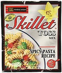 Mayacamas Spicy Pasta Recipe Skillet Toss, 0.8 Ounce (Pack of 12)