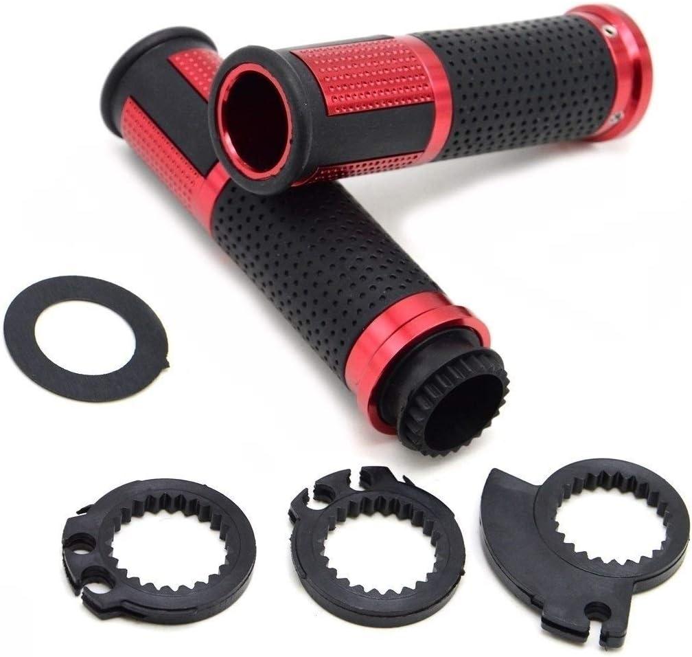JHZM For Yamaha XJR1300 XJR400 XJR1200 Motorbike Handlebar Grips Hand Grips Handle Gel For KTM Duke 125 200 250 390 EXC