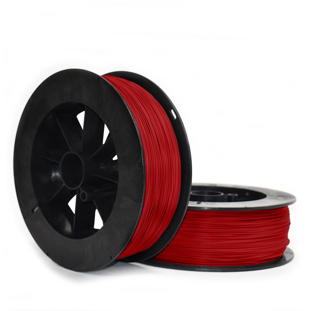 1.75mm 2kg Fire TPE Red Ninjaflex Pack of 1 NinjaTek 3DCH03117520 NinjaTek Cheetah TPU Filament