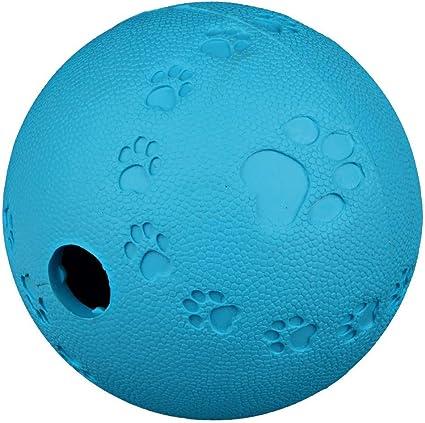Trixie, Pelota Snack de caucho natural para perros: Amazon.es: Productos para mascotas