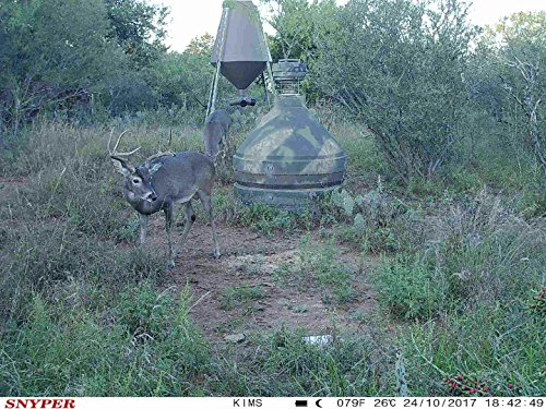 The General 3G Game Camera by Snyper Hunting Products (12MP, Viewing LCD, Connected by AT&T) by Snyper Hunting Products (Image #7)