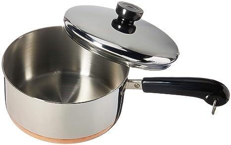 Amazon.com: World Kitchen 3514027 Revere 2-qt. Cubiertos de ...