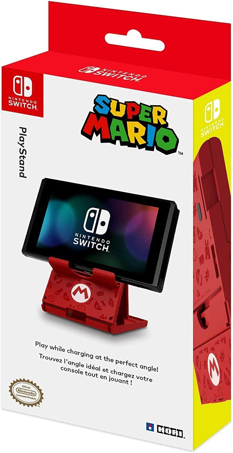 HORI - PlayStand Super Mario (Nintendo Switch / Switch Lite ...