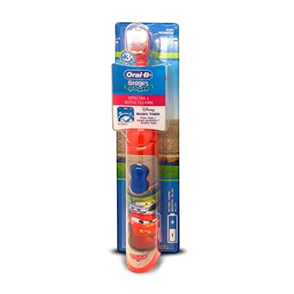ORAL-B Cepillo de Dientes Infantil Stages Power Eléctrico