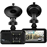 """On Dash Video D02 3"""" Dash Cam for Cars With Night Vision Dash Cam 170 Degrees Rotatable Camera Video Recorder Traffic Dashboard Camcorder"""
