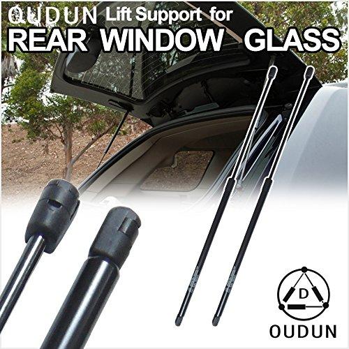 VIOJI 2pcs Rear Window Glass Gas Lift Supports Strut Shocks Fit Chevrolet 1992-2005 Astro & 1992-2005 GMC Safari
