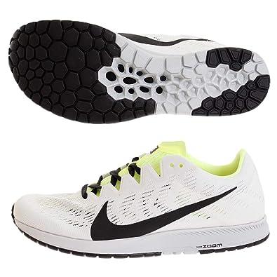 a7614588790 Amazon.com | Nike Air Zoom Streak 7 Platinum Volt (12) | Road Running