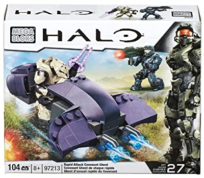 Mega Bloks® Halo®, Rapid Assault Covenant Ghost - Item #97213