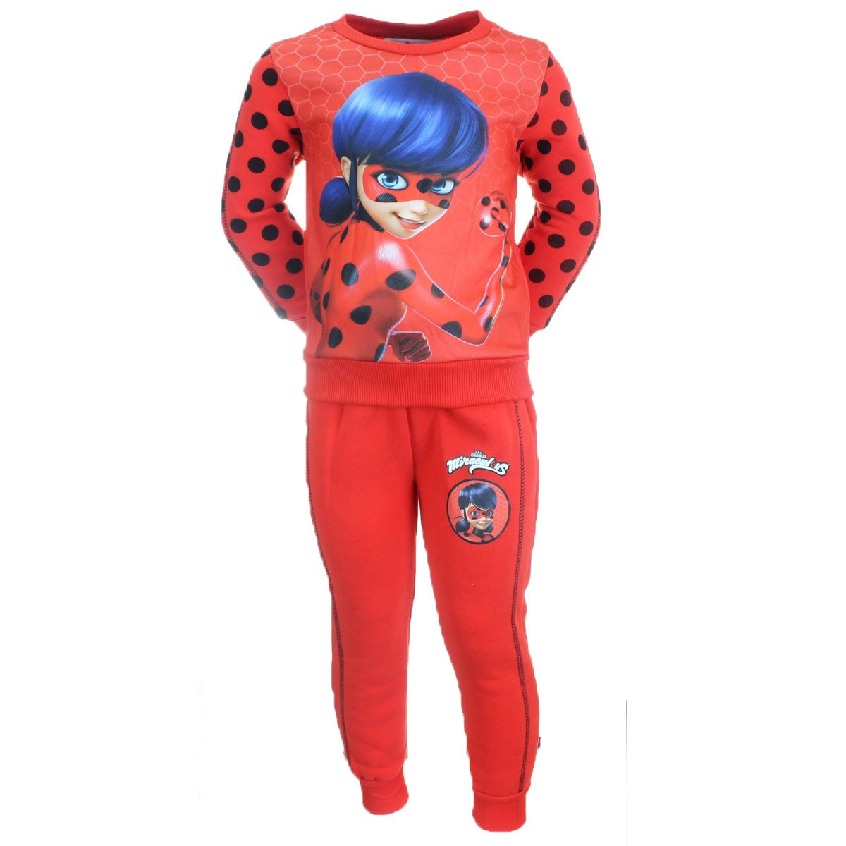 Ladybug - Tuta da ginnastica - ragazza