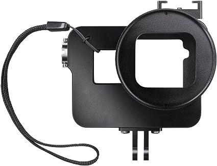 Mantona Magic Alu Cage Alu Gehäuse Für Gopro Hero 7 6 Kamera