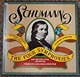 Schumann , the Four Symphonies , the Dresden State Orchestra