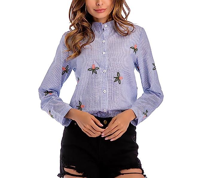 Blusas moda europea