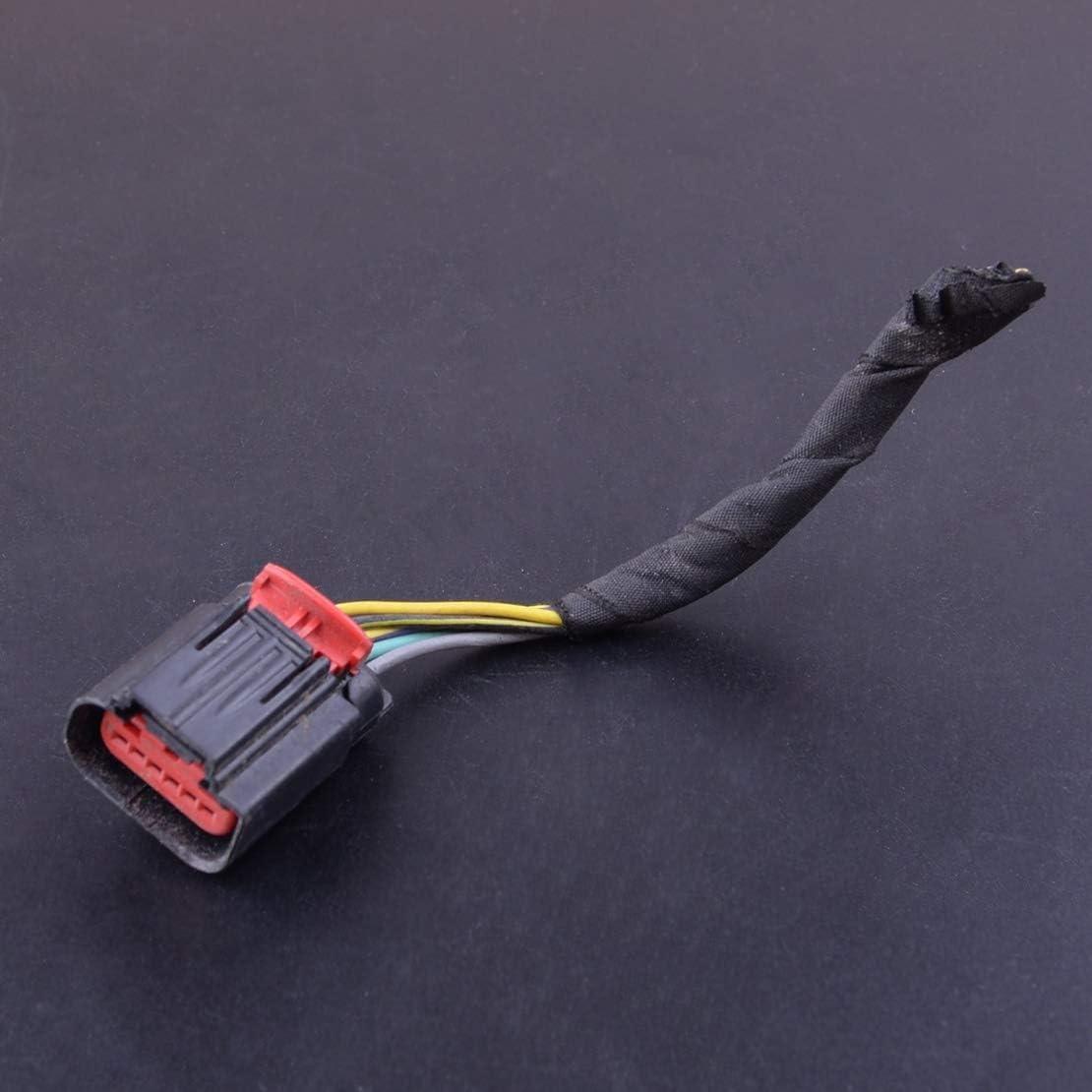 MSJFUBANGBM Sensor de Flujo de Masa de Aire CITALL cableado el/éctrico Conector de Clavija en Forma for Peugeot Boxer Citroen Relay Fiat Ducato