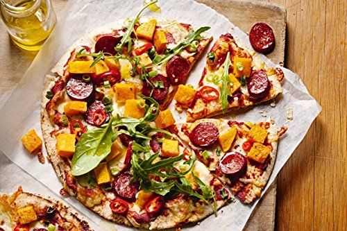 Gourmet Pizza Made Easy: Everything You Need for Homemade Pizza in Minutes