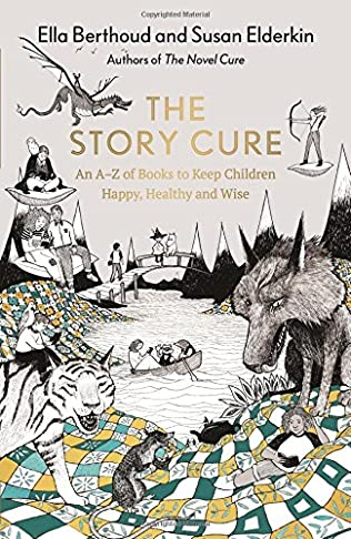 book cover of The Story Cure