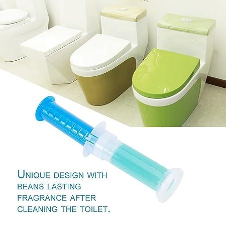 JRT Best Toilet Cleaner Gel Beans Fragrance Needle Type Deodorant