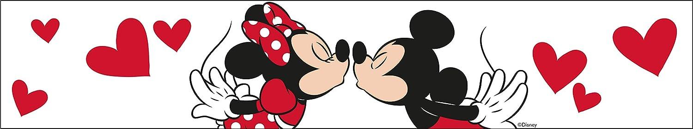 Porzellanschale M/üslischale Disney Mickey Mouse 13098 Kiss Schale Fr/ühst/ücksschale Dessertschale Porzellan