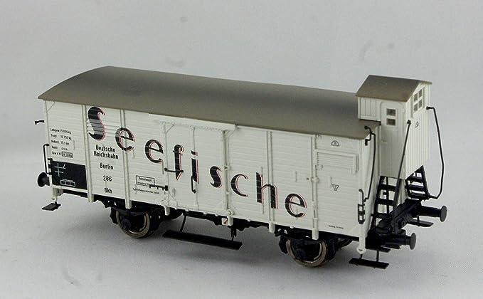 Brawa - H0 Wärmeschutzwagen G10 DRG, II, Seefisch