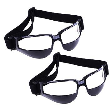 Olgaa anteojos de baloncesto deportivos, anteojos negros para ...