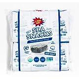 KPOP Sea Snacks - Premium Seaweed Snacks, 5 grams, Lightly Salted Roasted Seaweed - Korean Snacks, Vegan Snacks…