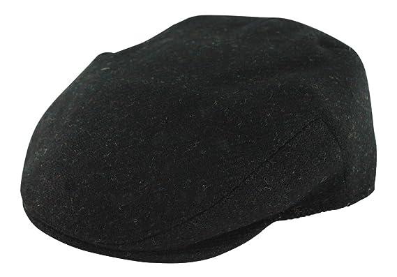 cd977121f0 Failsworth Harris Tweed 'Stornoway' Flat Cap (Navy/Grey Pattern.2012)