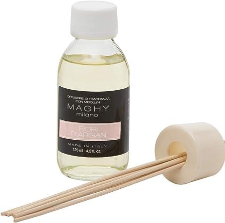 Profumatore Maghy per ambienti, da 125 ml, fiori d'Argan