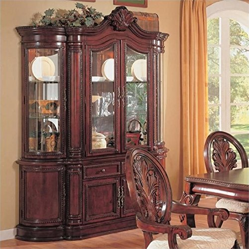 Bowery Hill Traditional China Cabinet in ()