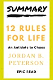 SUMMARY 12 Rules For Life By Jordan B  Peterson