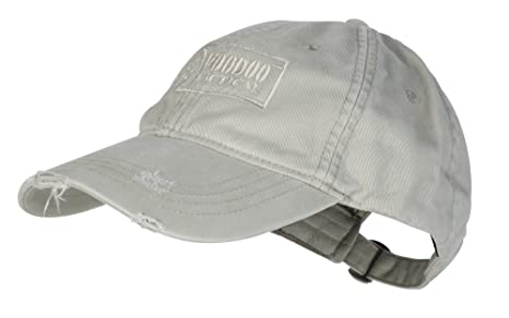 Image Unavailable. Image not available for. Color  Distressed Khaki Voodoo  Tactical Baseball Cap b9d6a0b4e145