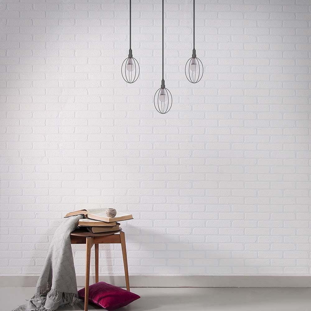 Abstrahlwinkel 200/° LED Lampe mit Samsung LED 5 Jahre Garantie Warmwei/ß 3000K 9 Watt 806 Lumen E27 5er PACK Nicht Dimmbar LED A58 Birnen Leuchtmittel ersetzt Gl/ühbirne 60 Watt