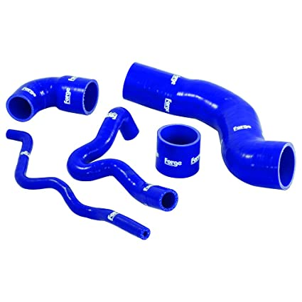 Amazon.com: Forge Motorsport FMKT005 Silicone Turbo Hose Kit 5 Piece - Blue: Automotive