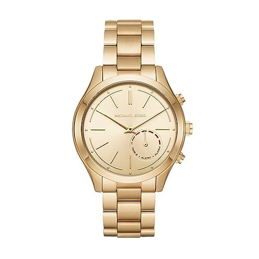 454fdb1cf816 Michael Kors Women s Smartwatch MKT4002  Amazon.co.uk  Watches