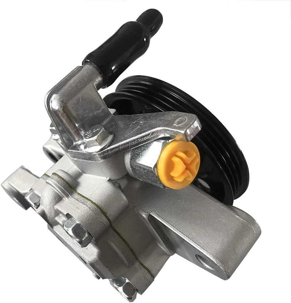 MOTOOS Power Steering Pump Fit for 2001 2002 2003 2004 Hyundai Elantra 2003-2008 Hyundai Tiburon 2.0L Engine