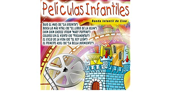 Películas Infantiles by Banda Infantil de Cine on Amazon Music - Amazon.com