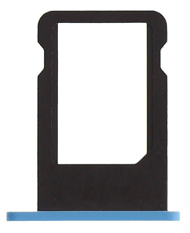 Ilovemyphone Bandeja de Repuesto Porta Nano sim para iPhone 5C Soporte Tarjeta Color Azul