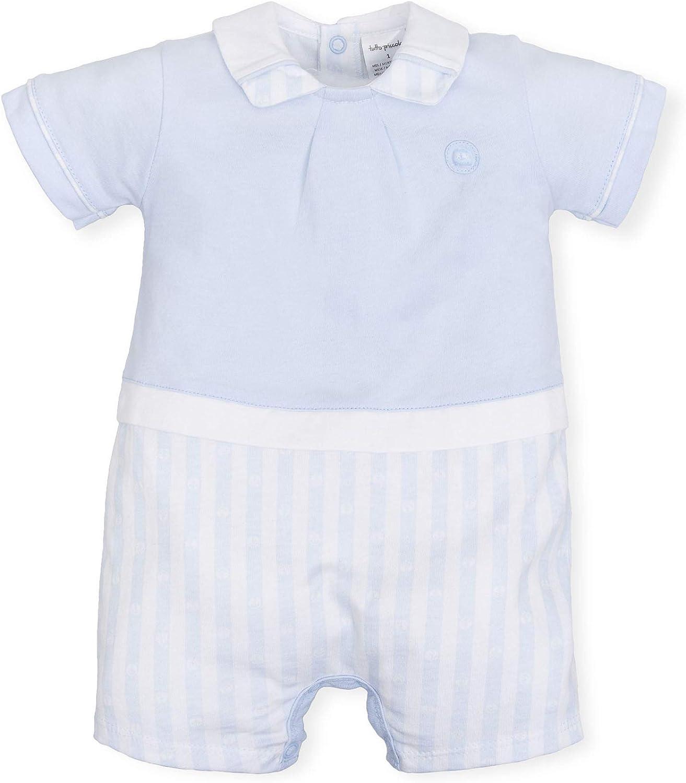 Tutto Piccolo 6280S19 Pelele Bebé Verano Polo Manga Corta Algodón ...