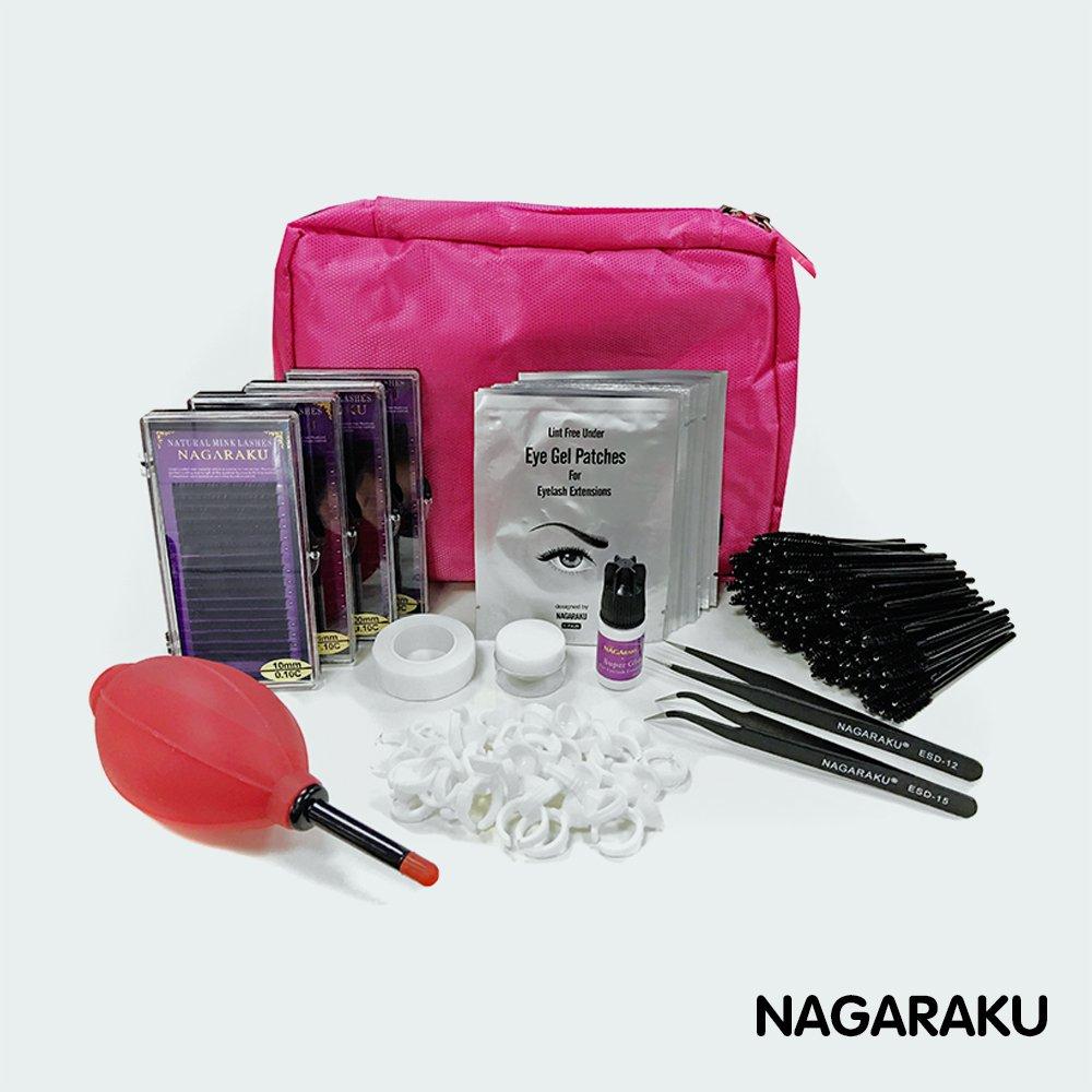 NAGARAKU eyelash B01EOYBWOA extension eyelash kit アイラッシュキット kit B01EOYBWOA, アジアン & カジュアル マーライ:6e0e49f1 --- koreandrama.store