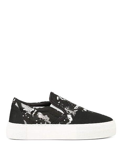 the latest 2df76 19a30 MARCELO BURLON Slip On Sneakers Donna Cwia052r187260961088 ...