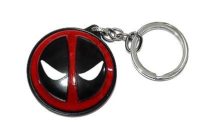 Amazon.com: J & C familiar marca Marvel Deadpool Spinner ...